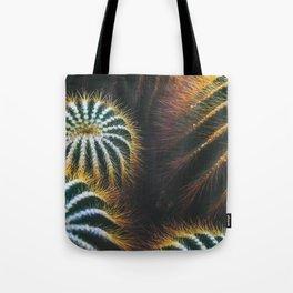 Botanical Gardens Cactus #667 Tote Bag