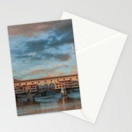 Old Bridge (Florence) Stationery Cards