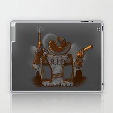 Tombstoned Laptop & iPad Skin