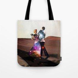 Lucy & DiMiTri Tote Bag