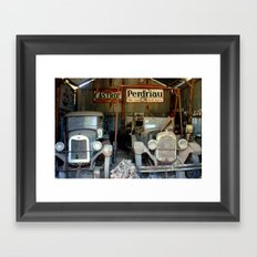 A Restorer's dream! Framed Art Print