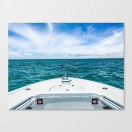 Drop Anchor Canvas Print