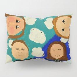 Painting Art Class Tuesday Part 1 Pillow Sham