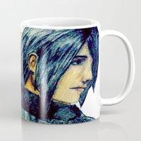 naruto Mugs featuring Naruto & Sasuke  by Aileen