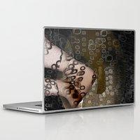 henna Laptop & iPad Skins featuring Henna by John Hansen