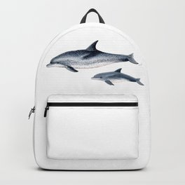 Atlantic spotted dolphin Backpack
