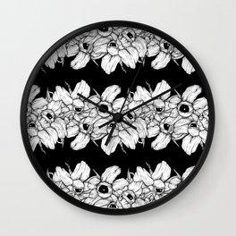 Pattern: Seeker Wall Clock