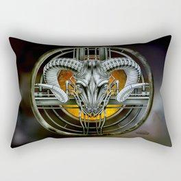 """""""Astrological Mechanism - Aries"""" Rectangular Pillow"""