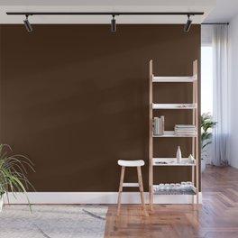 Engine of the Band ~ Dark Chocolate Wall Mural