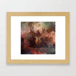 Helix & Stag 2013 Framed Art Print