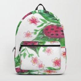 Ladybugs Backpack