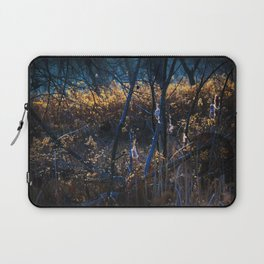 Swampy Field Forest Laptop Sleeve