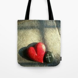 """""""Heart and Soul"""" Tote Bag"""