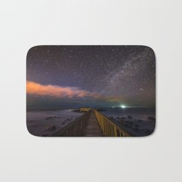 (RR 292) Stars at night Bath Mat