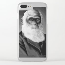 Prime darwin by kenne Clear iPhone Case