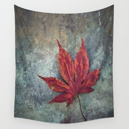 Maple leaf Wall Tapestry