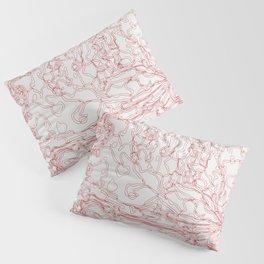 Fluid Drawings III Pillow Sham