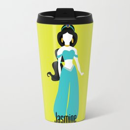 Jasmine from Aladdin Disney Princess Travel Mug
