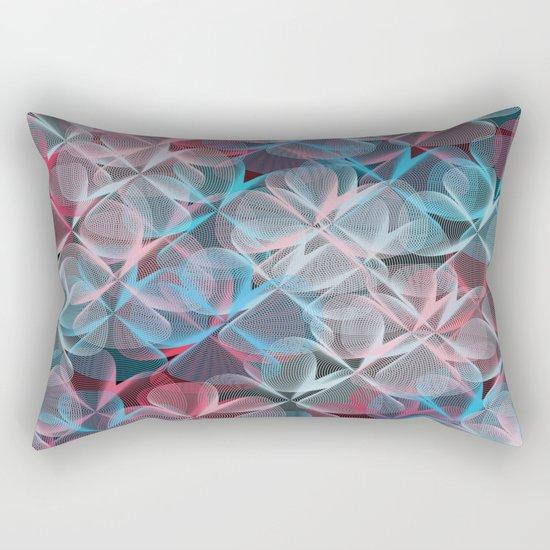 Abstract 159 Rectangular Pillow