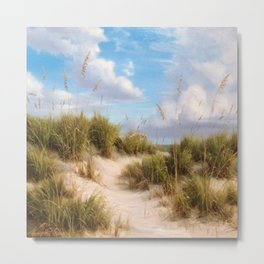 foresty Metal Print