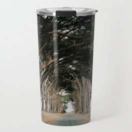 Tree Tunnel Travel Mug