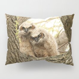 Rest your head on my shoulder Pillow Sham