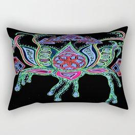 Lotus Life Rectangular Pillow