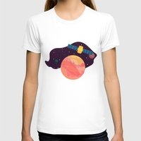 katamari T-shirts featuring Satellite by badOdds
