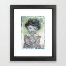 Classmate Framed Art Print