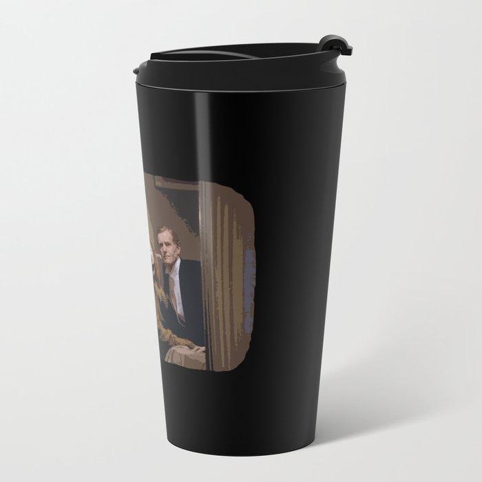 Rowlf/Shining Metal Travel Mug