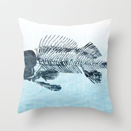 Blinky Throw Pillow
