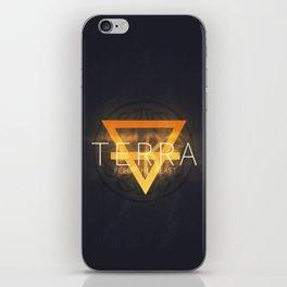 TERRA iPhone Skin