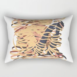 Unwind Rectangular Pillow