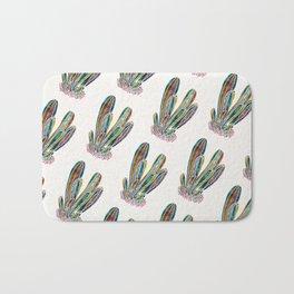 Cactus Custer – Vintage Palette Bath Mat
