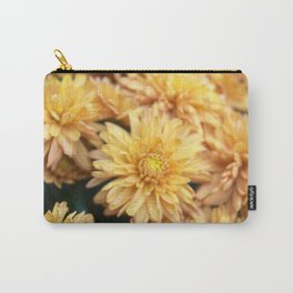 Fall Mums 10 Carry-All Pouch