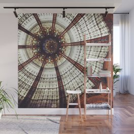 Parisian ceiling Wall Mural