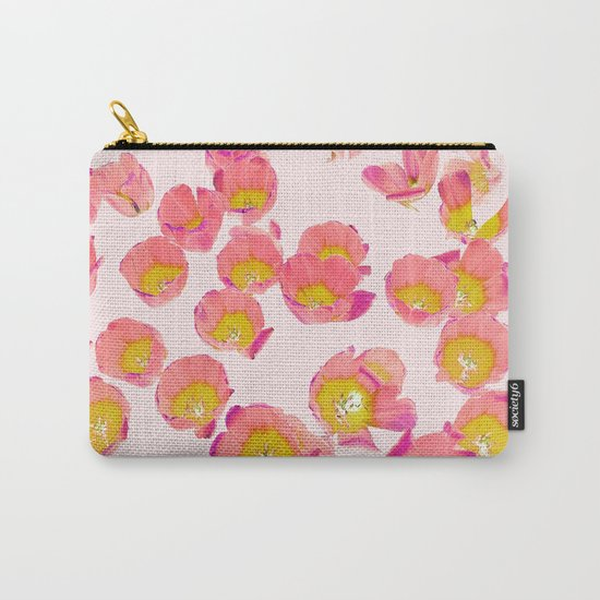 Flower Therapy #society6 #decor #buyart Carry-All Pouch