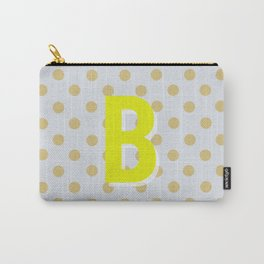 B is for Beautiful Carry-All Pouch