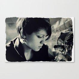 Tegan Quin Canvas Print
