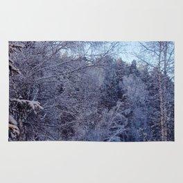Siberian Forest Rug