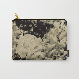 Abstract B13 Carry-All Pouch
