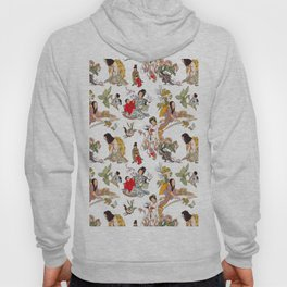 China Cabinet Toss Hoody