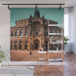 Altstadt Centre Dresden Wall Mural