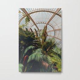 Tropical Love Metal Print