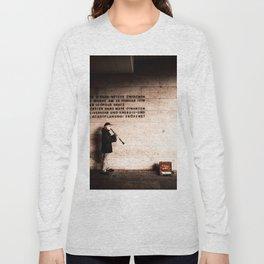 Resonance (Vienna) Long Sleeve T-shirt