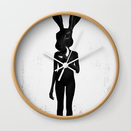 Lepus Wall Clock