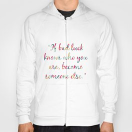 I'll Give You The Sun Quote Hoody