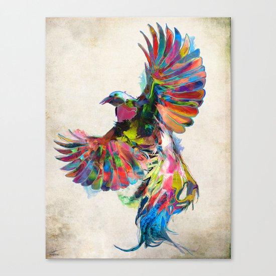 Unbound Canvas Print