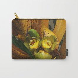 Banana Rama Ding Dong Carry-All Pouch