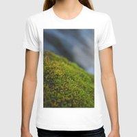 moss T-shirts featuring Moss by Ezekiel